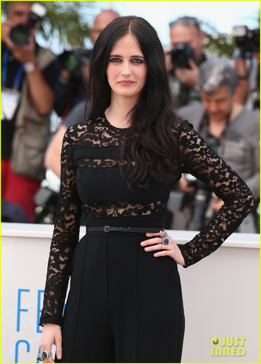 eva green the salvation cannes film festival 04