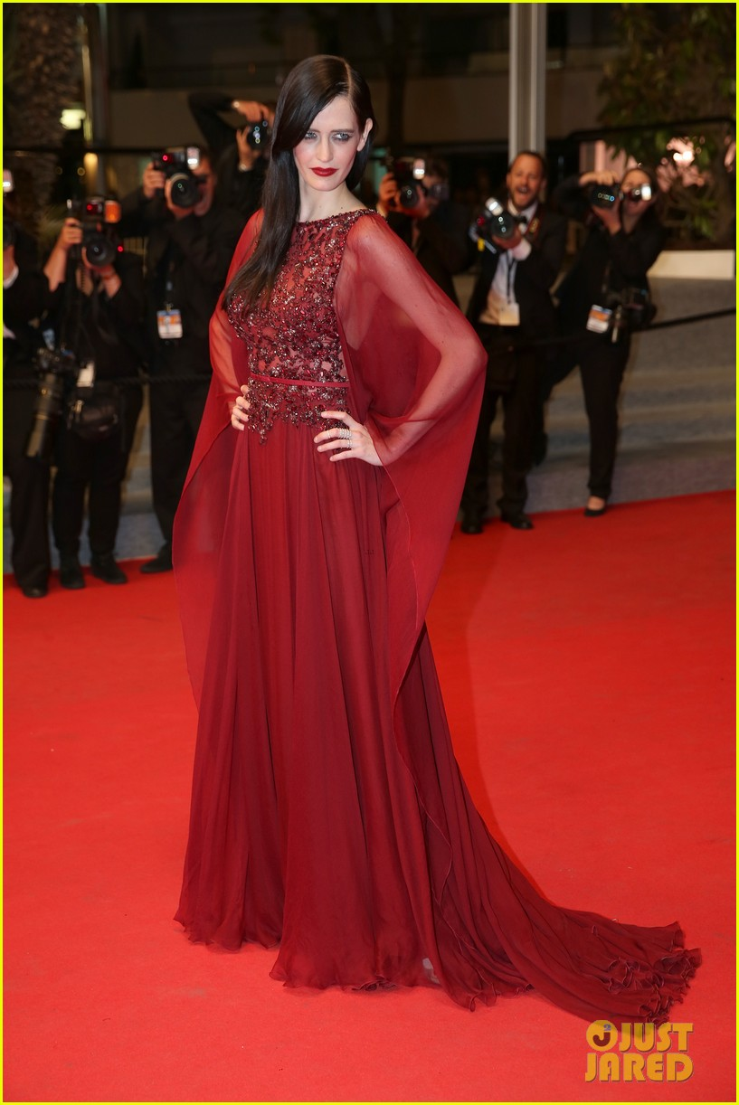eva green the salvation cannes film festival 103116197