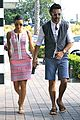 eva longoria cozy shopping boyfriend jose antontio baston 02