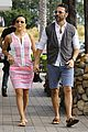 eva longoria cozy shopping boyfriend jose antontio baston 20