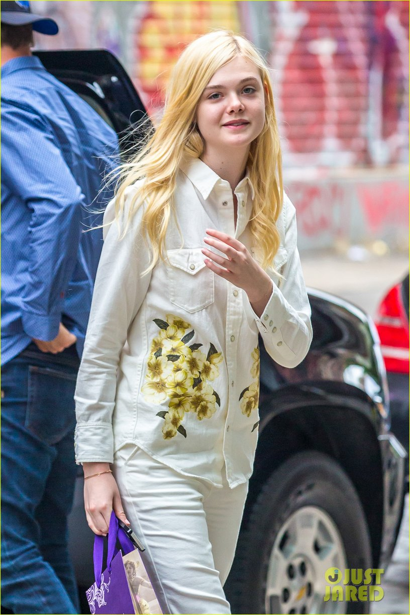 elle fanning soho eat 100 years 083115032
