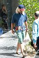 fergie josh duhamel dress up for surfing themed party 06