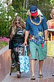 fergie josh duhamel dress up for surfing themed party 09