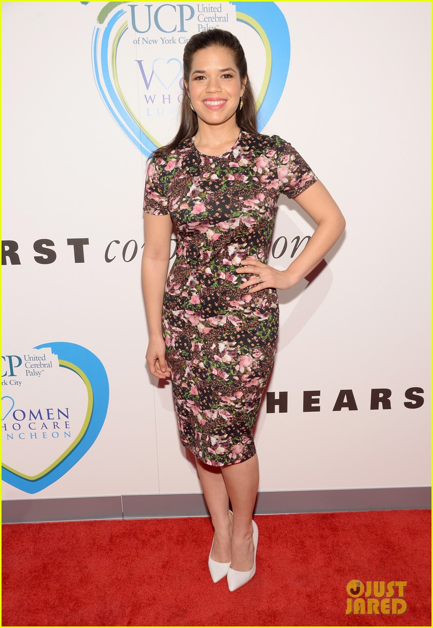 america ferrera goes floral women who care 013107719