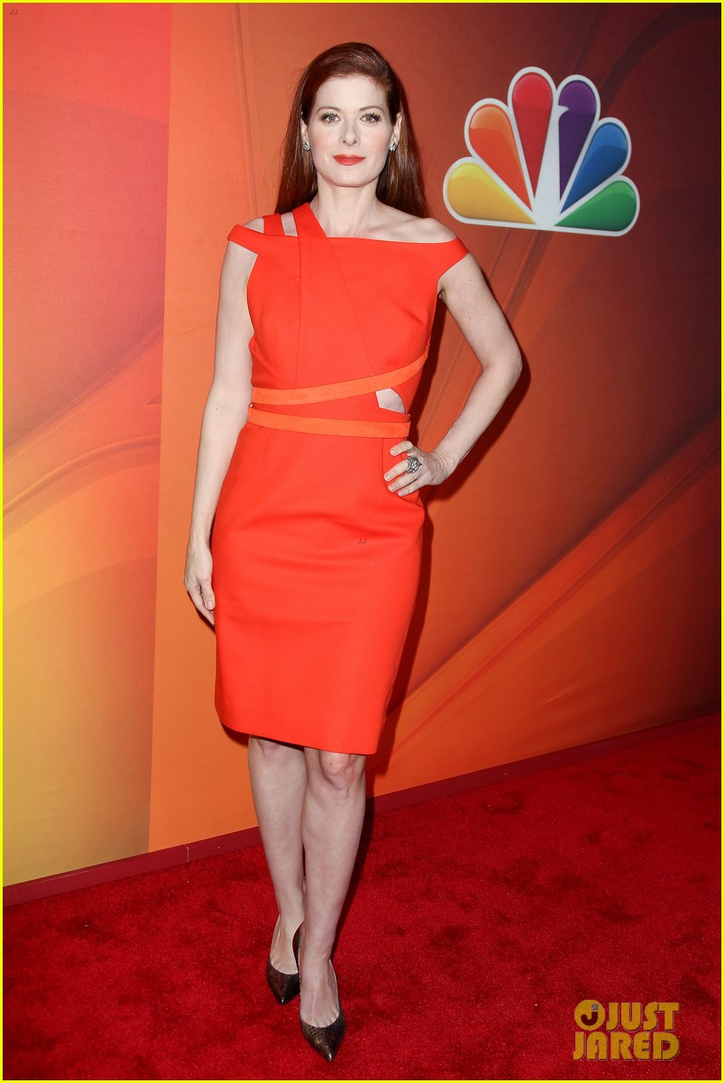 tina fey ellie kemper team up at nbc upfronts 2014 033111629