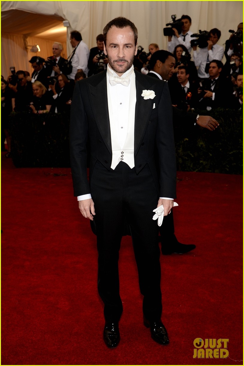 tom ford met ball red carpet 2014 033106547