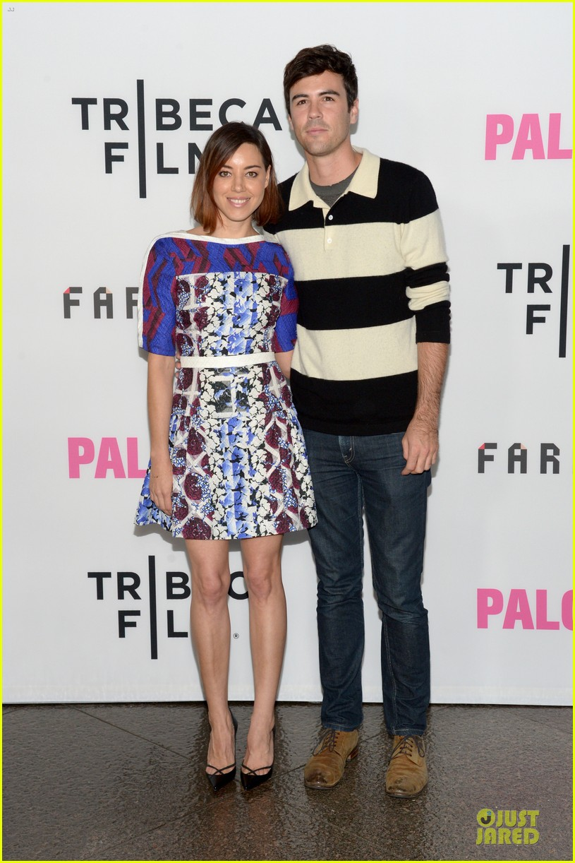James Franco & Emma Roberts Look Very Proud at 'Palo Alto' Premiere! James Franco