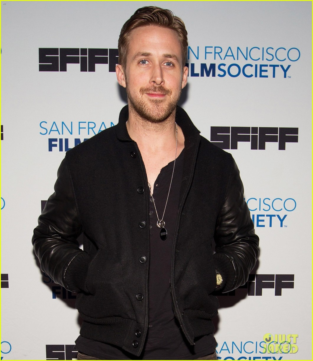ryan gosling looks mighty fine for white shadow premiere 033107281