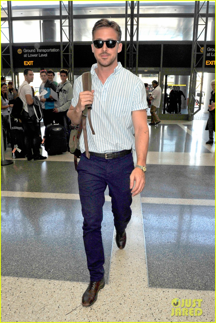 ryan gosling travels cannes the lost river 073116640