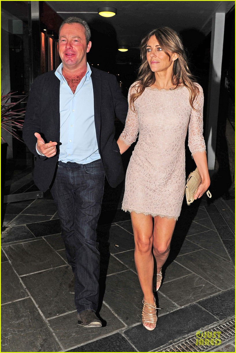 hugh grant elizabeth hurley meet up 013111898