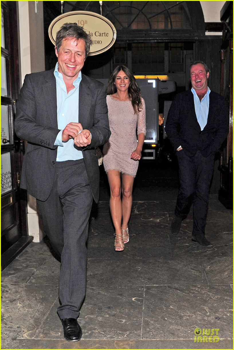 hugh grant elizabeth hurley meet up 033111900