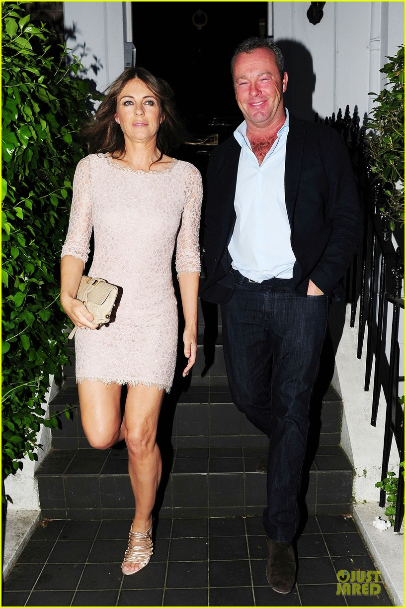 who is liz hurley dating 'elizabeth and i are still friends': shane warne on relationship with elizabeth hurley and 'rubbish' reports he met up with michelle mone.
