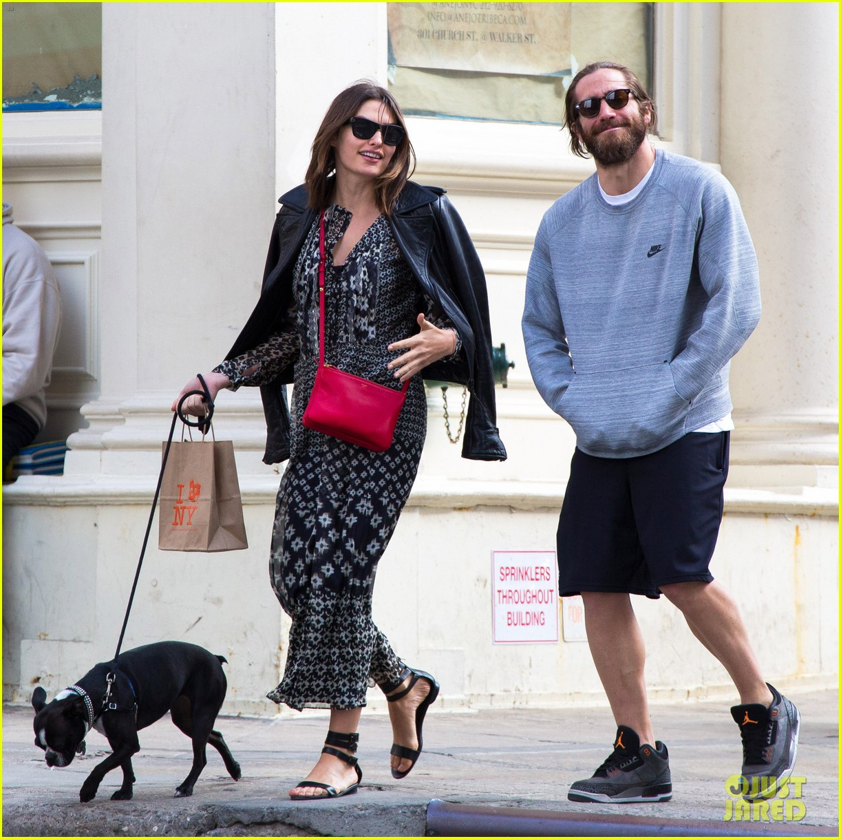 jake gyllenhaal alyssa miller first spotting in months 013107809