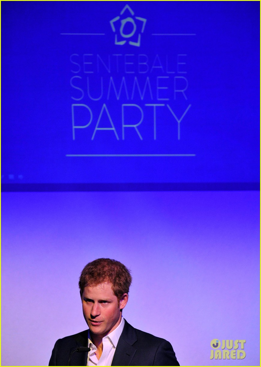 prince harry charity dinner changing lives 093108504