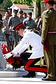 Photo 10 of Prince Harry Attends Polish Commemorative Event in Italy After Estonia Trip