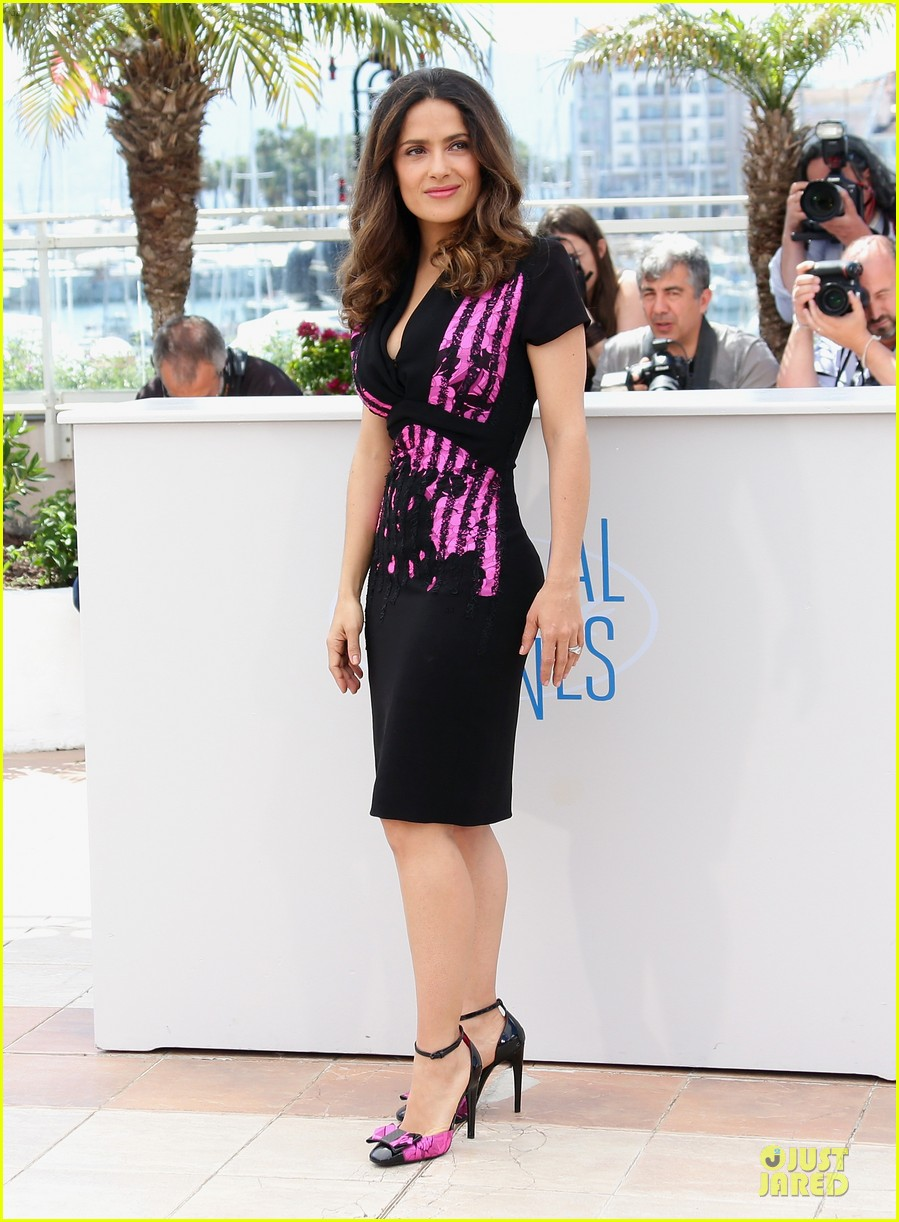salma hayek political statement at prophet cannes premiere 113115686