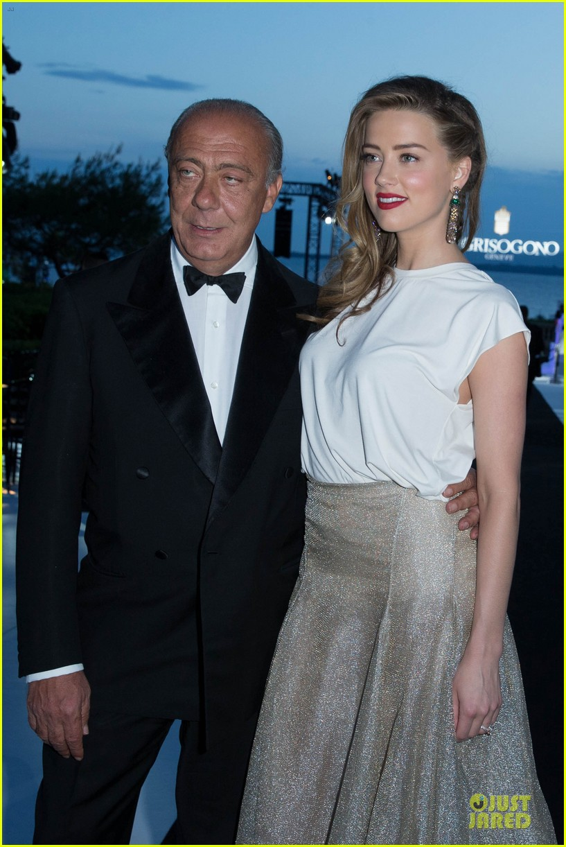 amber heard rosario dawson de grisogono cannes party 11