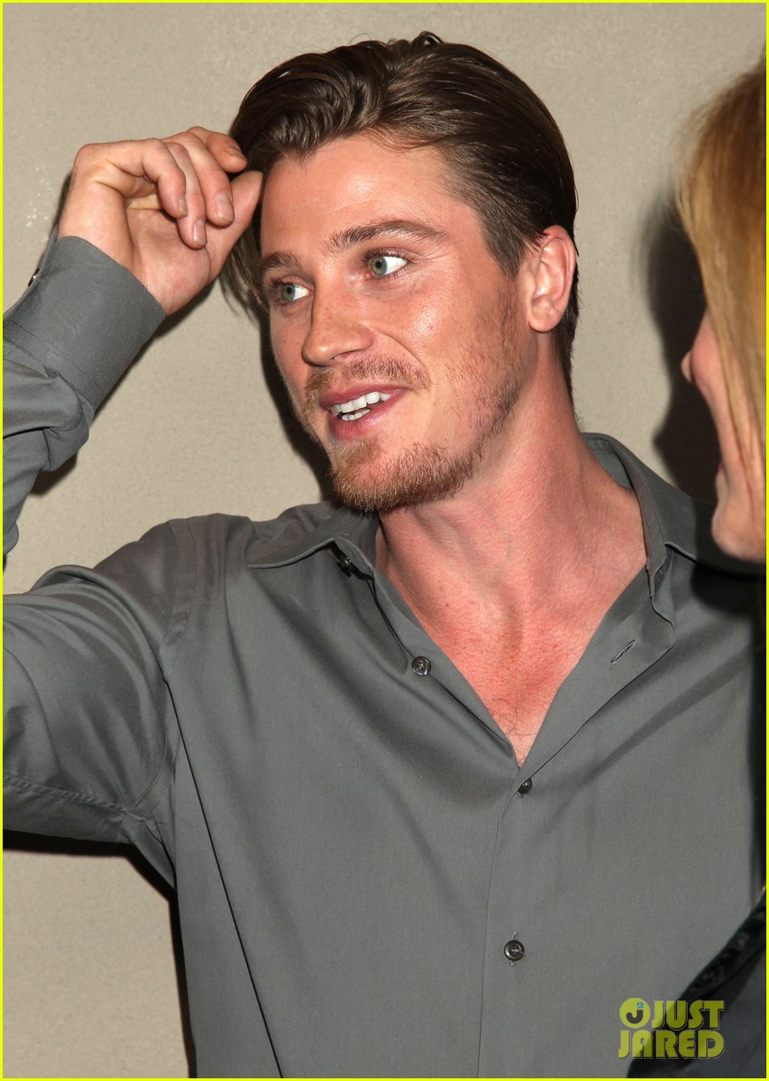 garrett hedlunds winning smile will probably cure your hump day blues 03