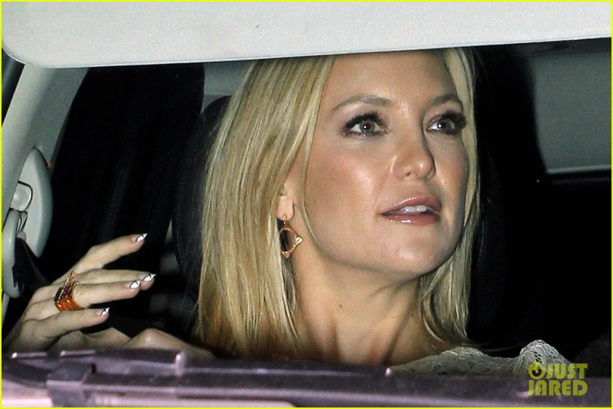 kate hudson fergie buddy up at chrome hearts party 113109400