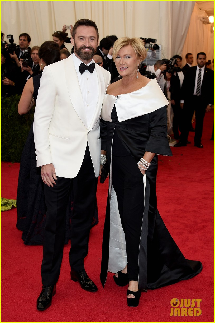 hugh jackman deborra lee furness met ball 2014 04