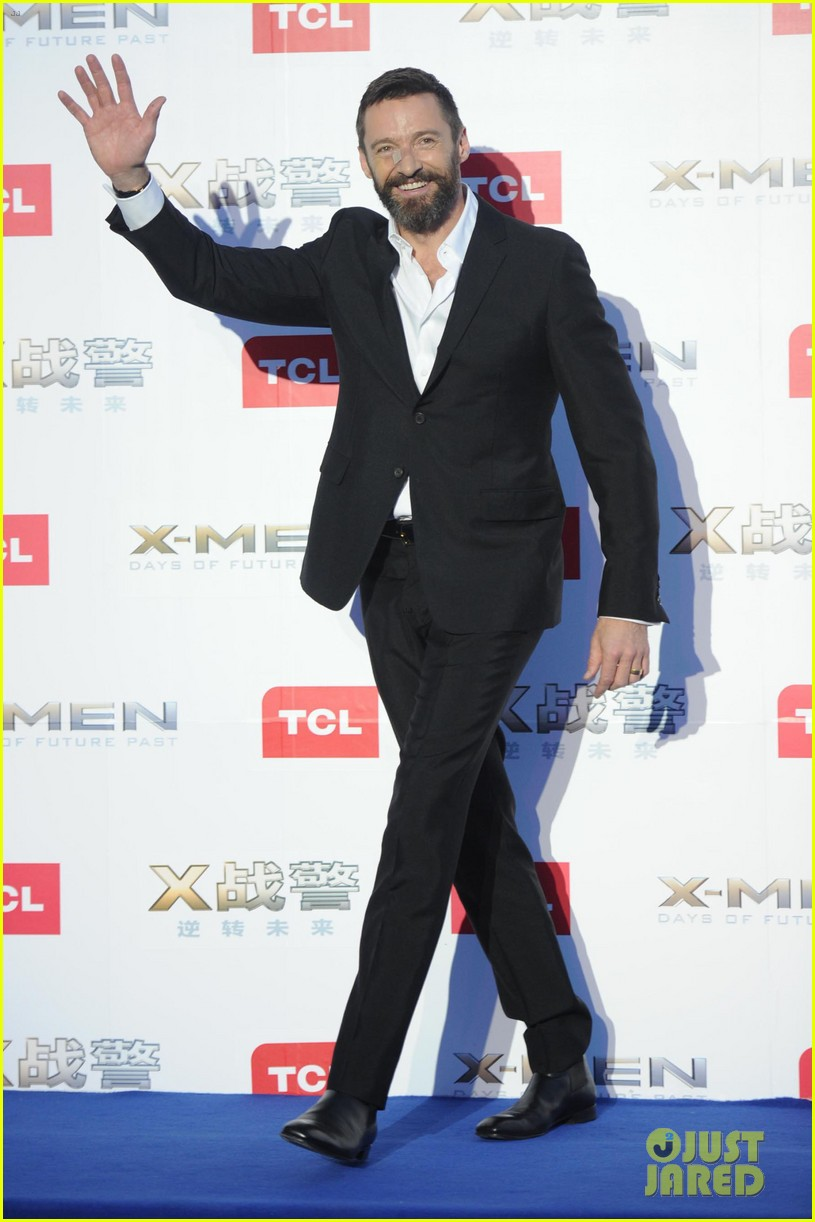 hugh jackman premieres x men with fan bingbing peter dinklage in beijing 19