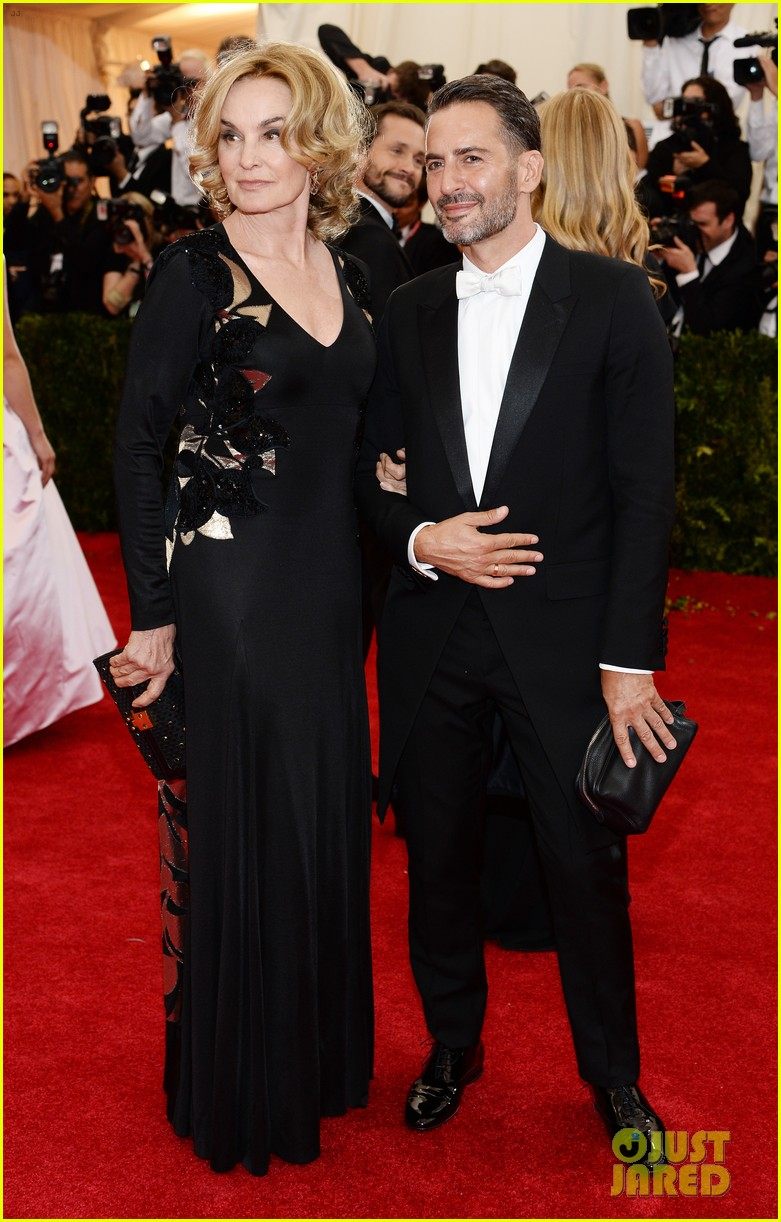 marc jacobs jessica lange met ball 2014 01