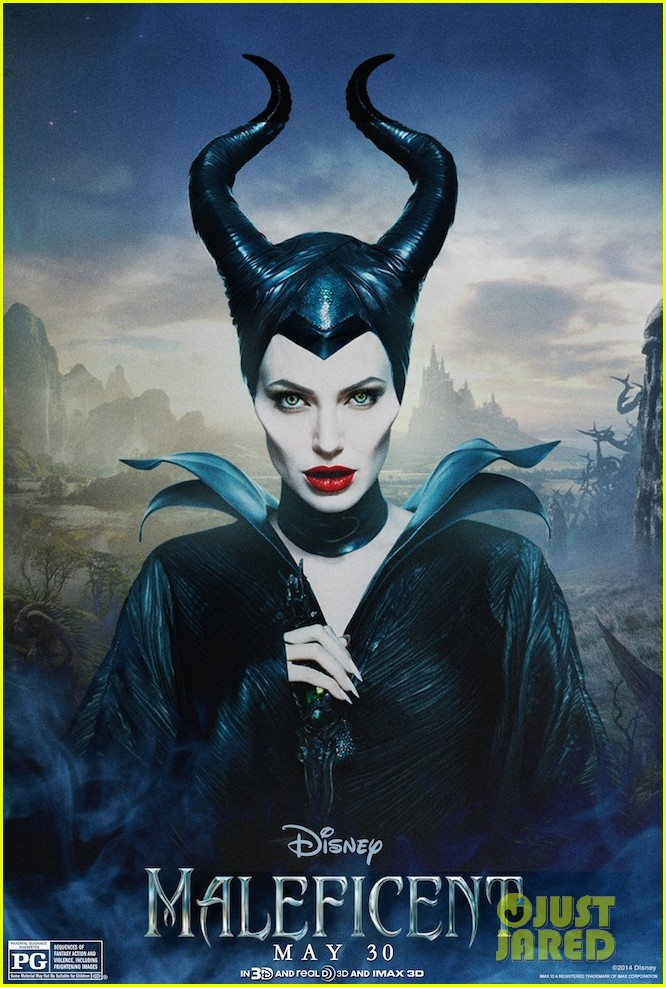 five new character posters for maleficent revealed featuring angelina jolie and elle fanning 01