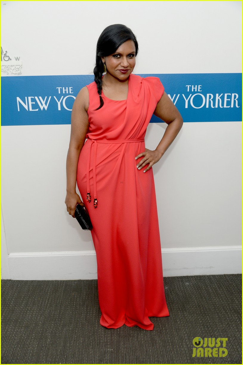 mindy kaling brings comedy class to whcd weekend 2014 01