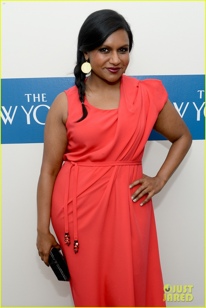 mindy kaling brings comedy class to whcd weekend 2014 04