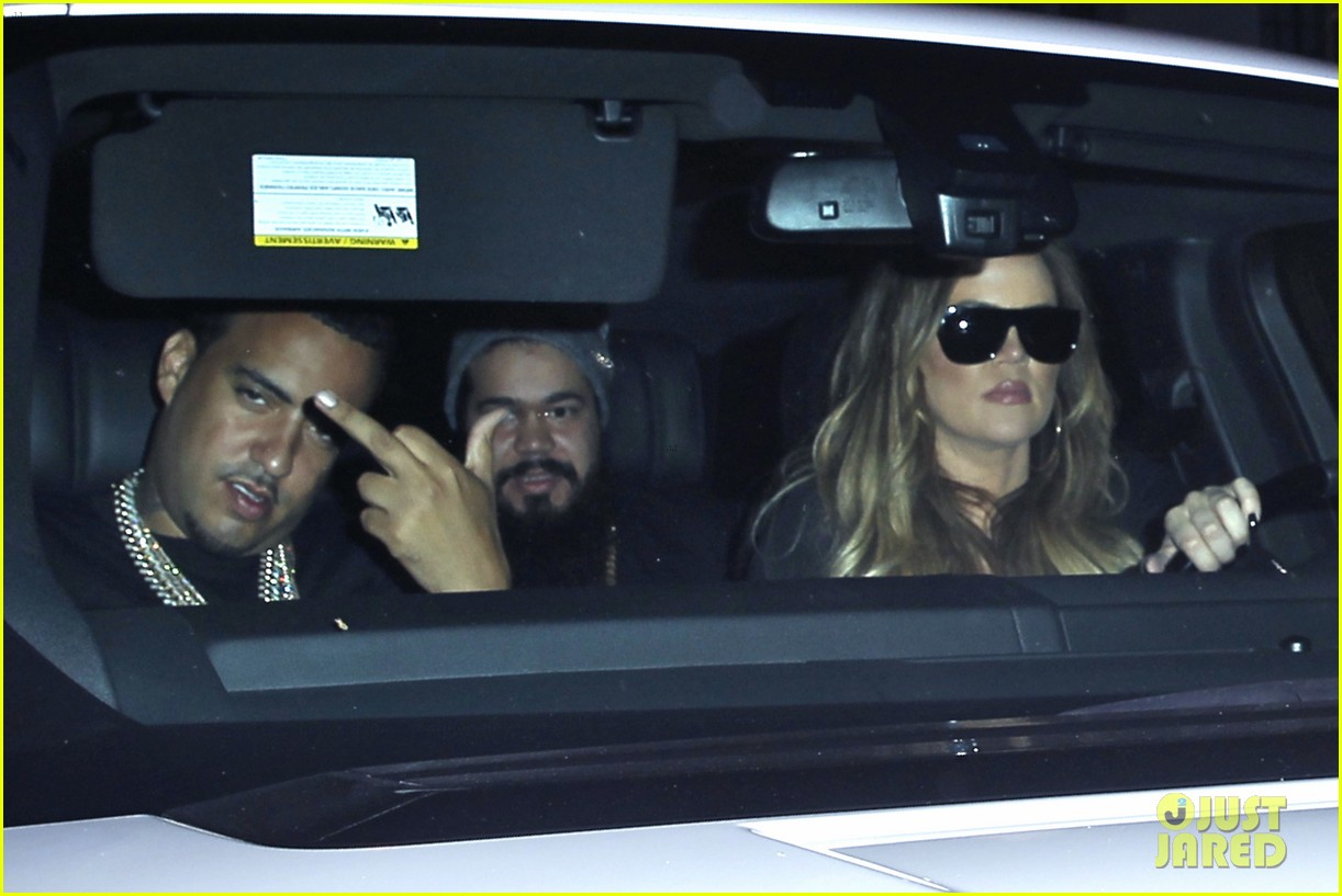 kim kardashian joins khloe to support french montana 09