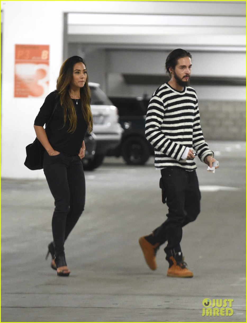 tom kaulitz movie date night with girlfriend ria sommerfeld 053118633