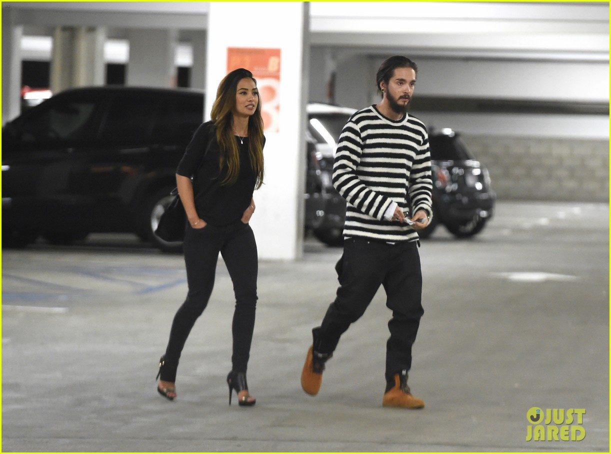tom kaulitz movie date night with girlfriend ria sommerfeld 12
