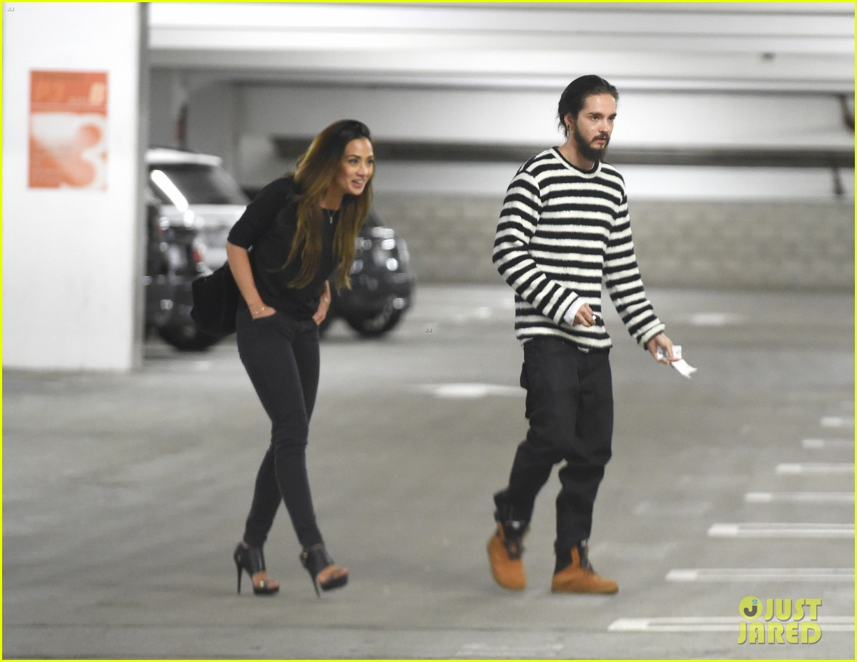 tom kaulitz movie date night with girlfriend ria sommerfeld 15