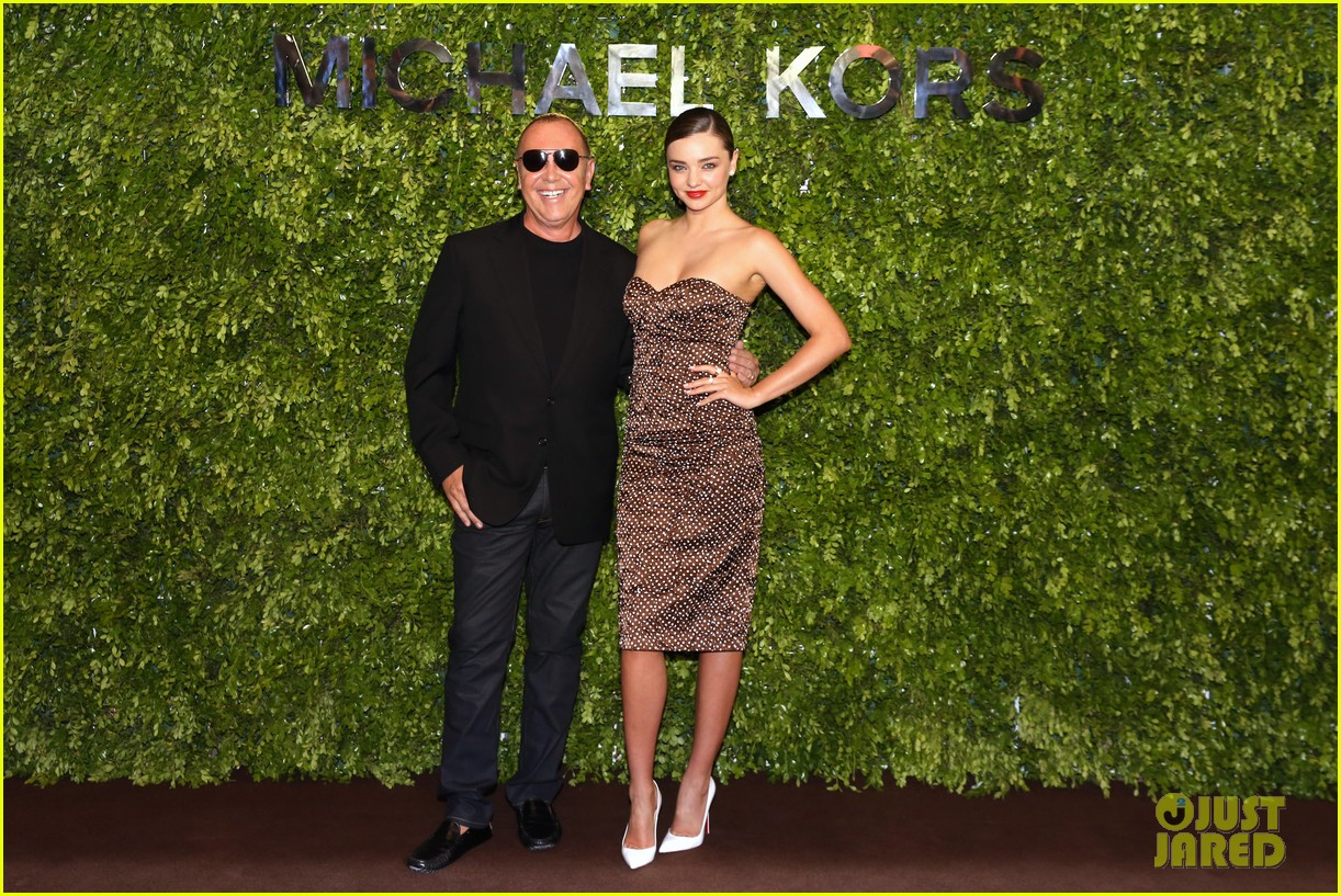 miranda kerr travels to china for michael kors store opening 023108800