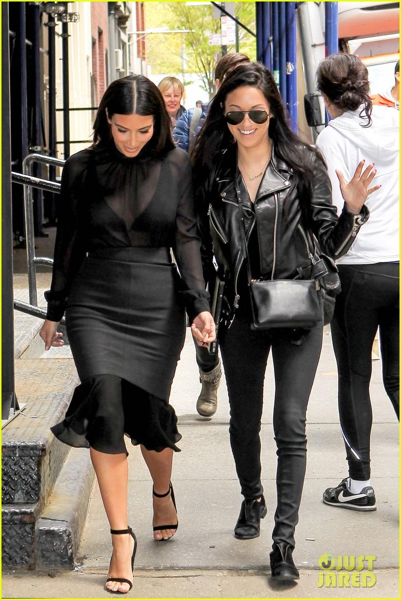 kim kardashian thanks anna wintour for beautiful met ball 2014 11