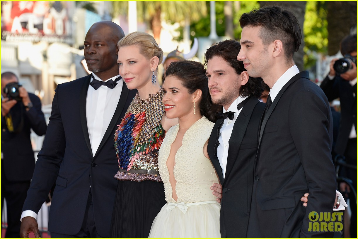 cate blanchett kit harington how to train your dragon 2 cannes premiere 10