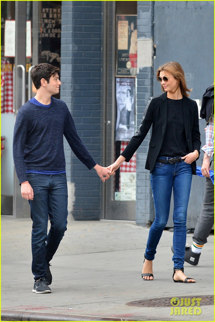 karlie kloss boyfriend joshua kushner nyc denim duo 08