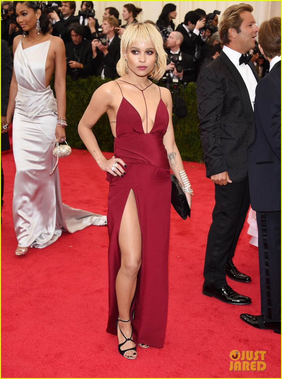 zoe kravitz met ball 2014 083106458