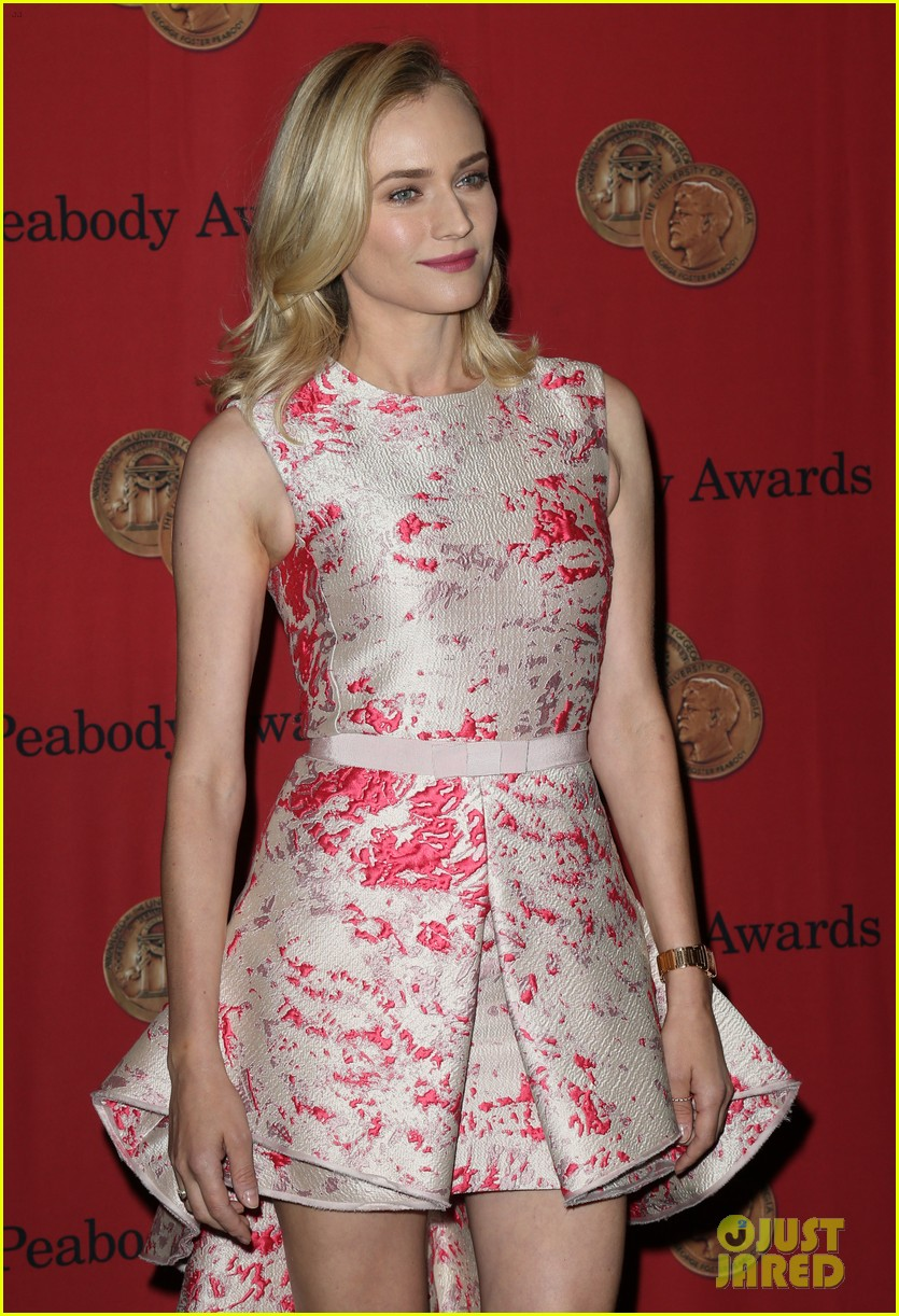 diane kruger spring dress peabody awards 11