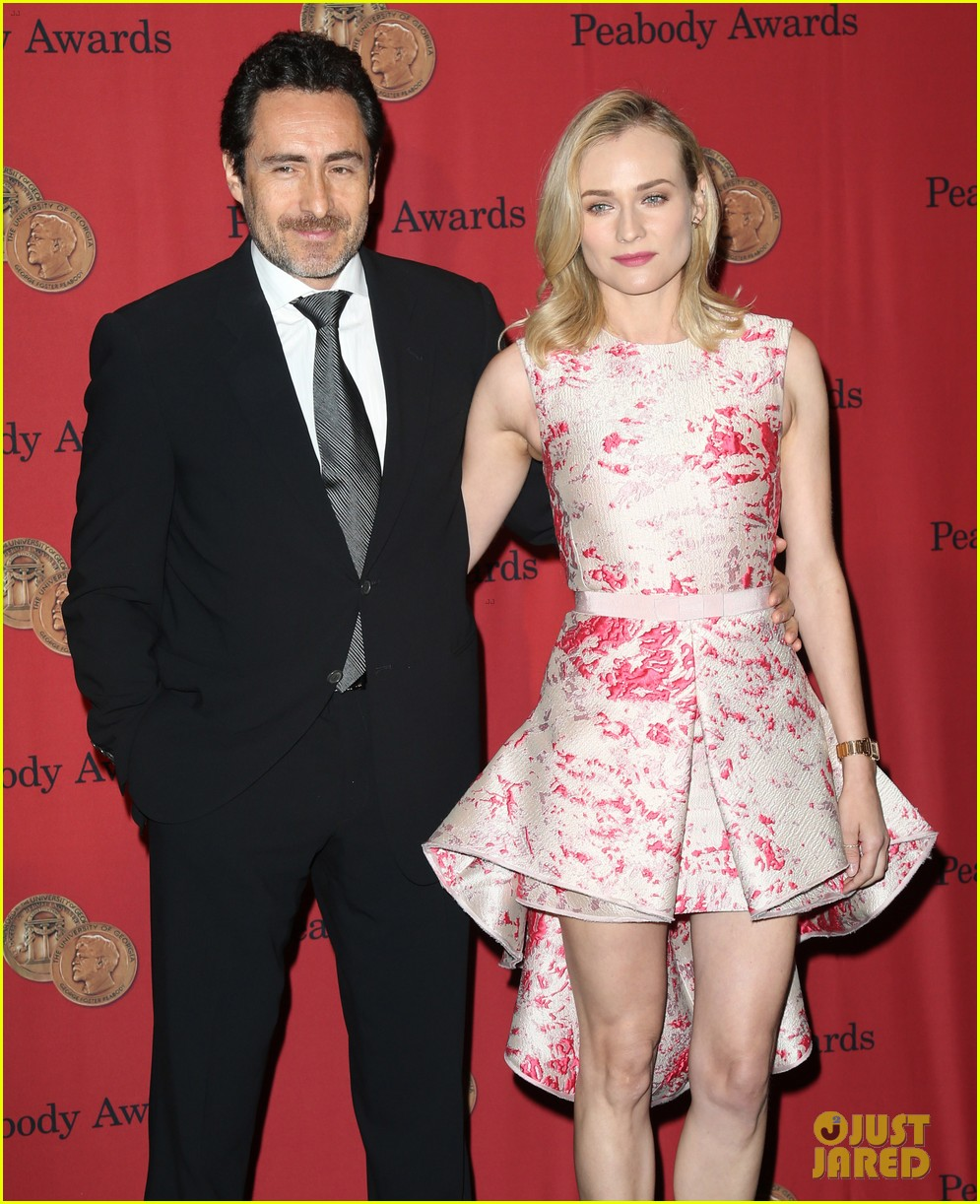 diane kruger spring dress peabody awards 253117535