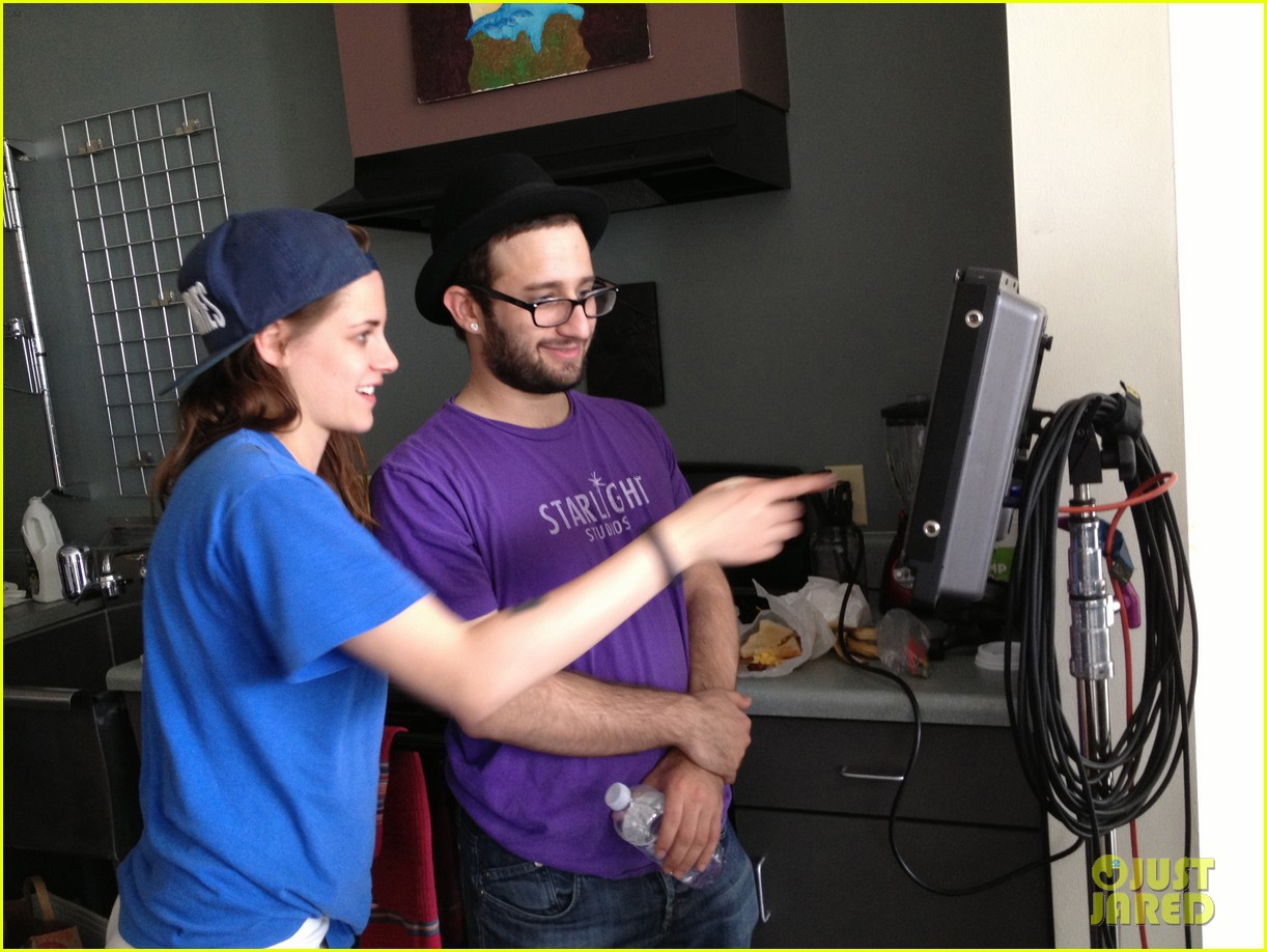 kristen stewart directs buffalo david bitton blank check series 05