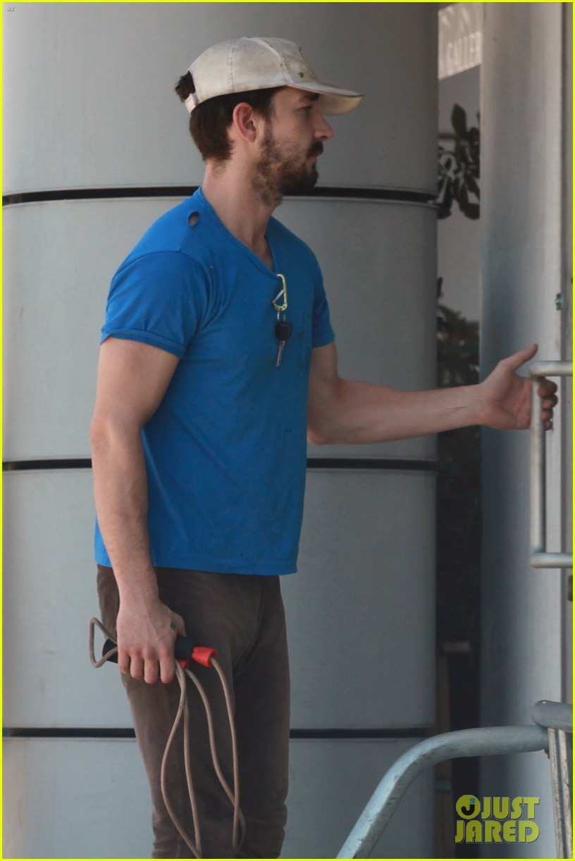 shia labeouf sure is dedicated to the gym these days 02