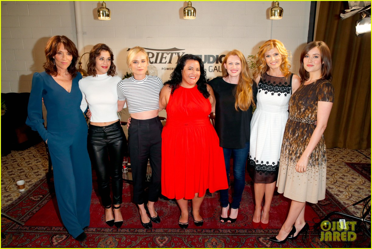 leading ladies of drama television gather up for variety 293124113
