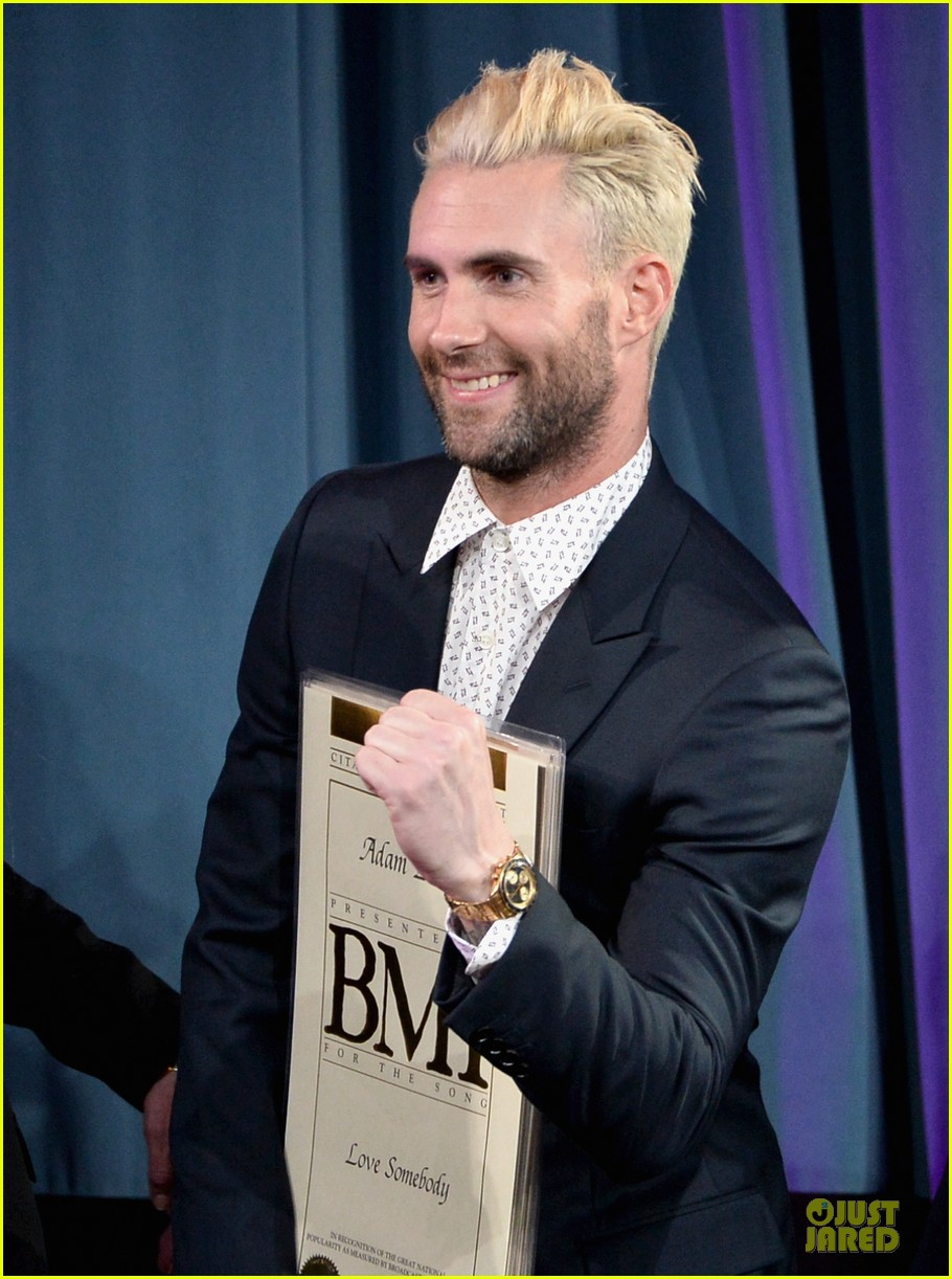 adam levine bmi songwriter of the year 06