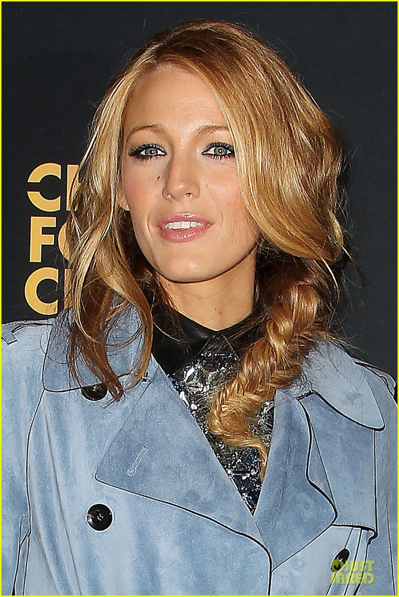 blake lively promote gucci chime for change 14