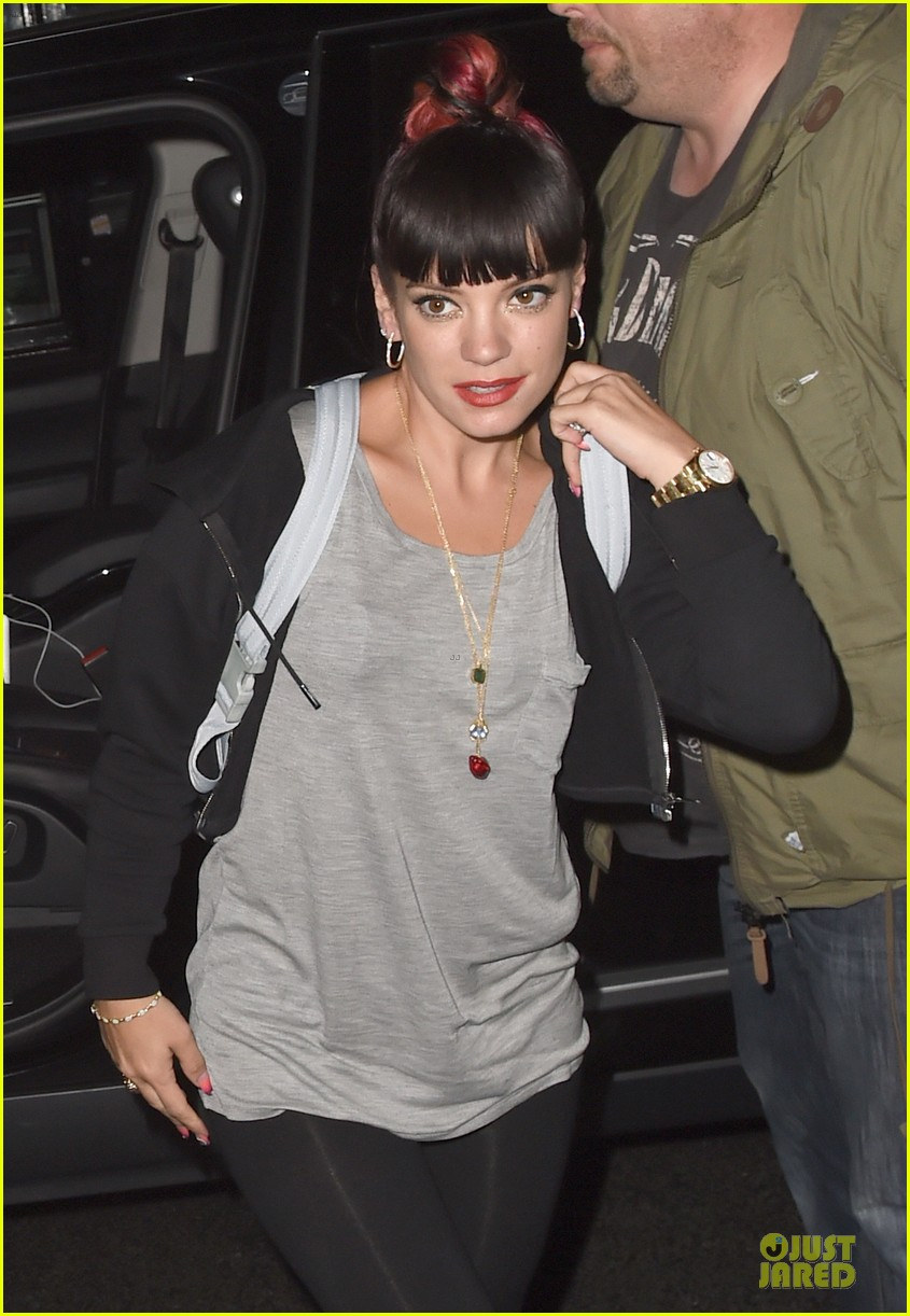 lindsay lohan lily allen hooked on chiltern firehouse 12