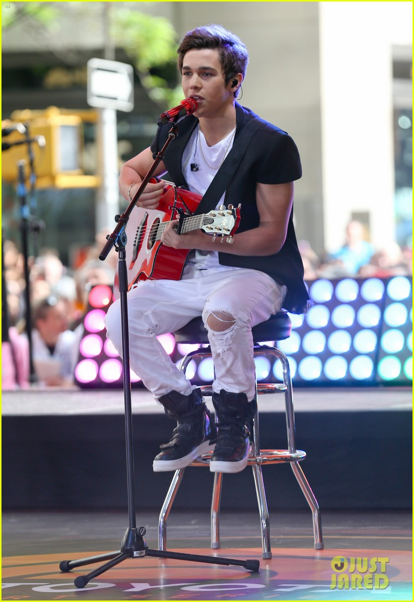 austin mahone the secret today show 033122390