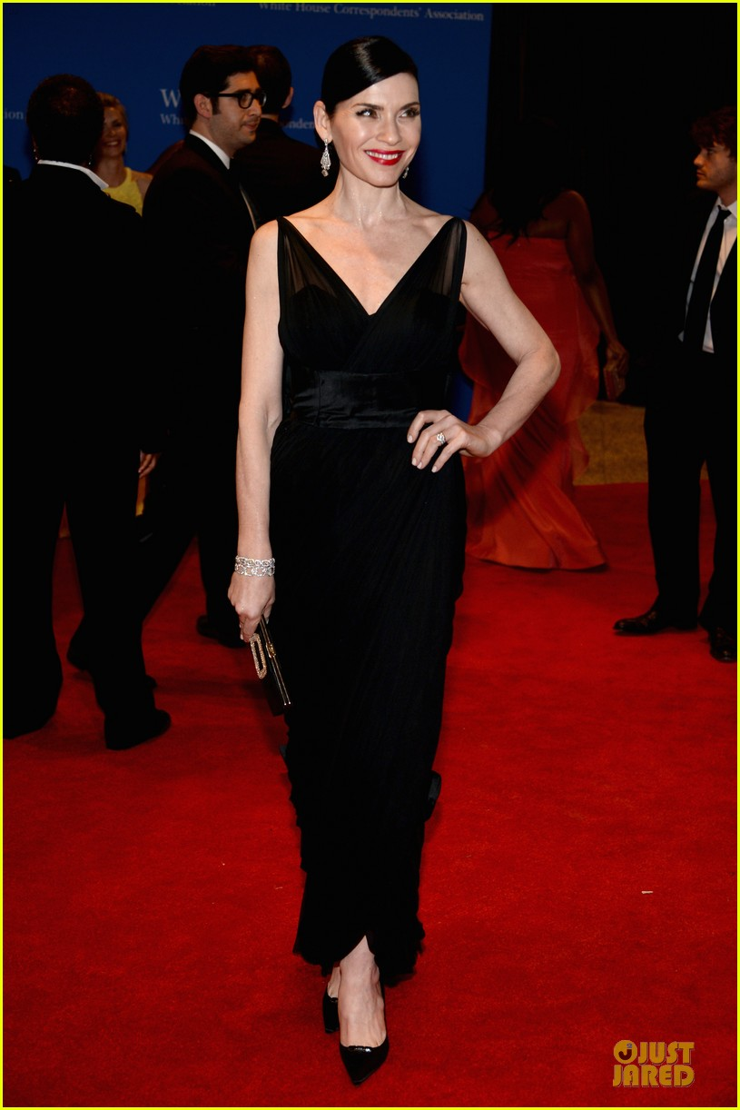julianna marguiles rose mcgowan white house correspondents dinner 2014 163104681