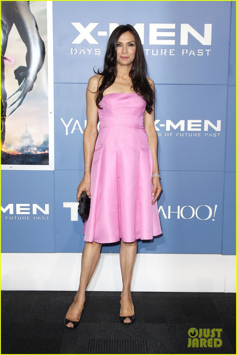 james marsden famke janssen x men premiere 353110675