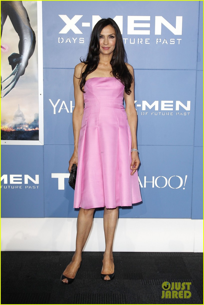 james marsden famke janssen x men premiere 36